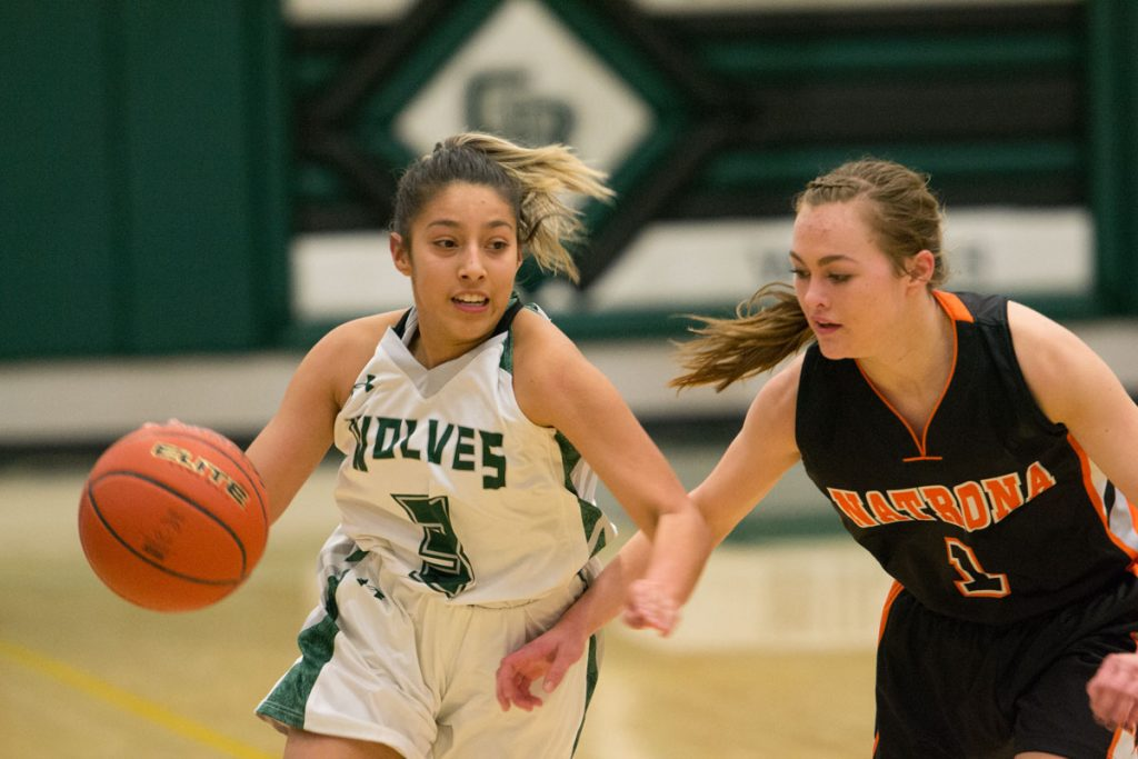 PHOTOS: Lady Wolves Fall to Natrona, 64-26