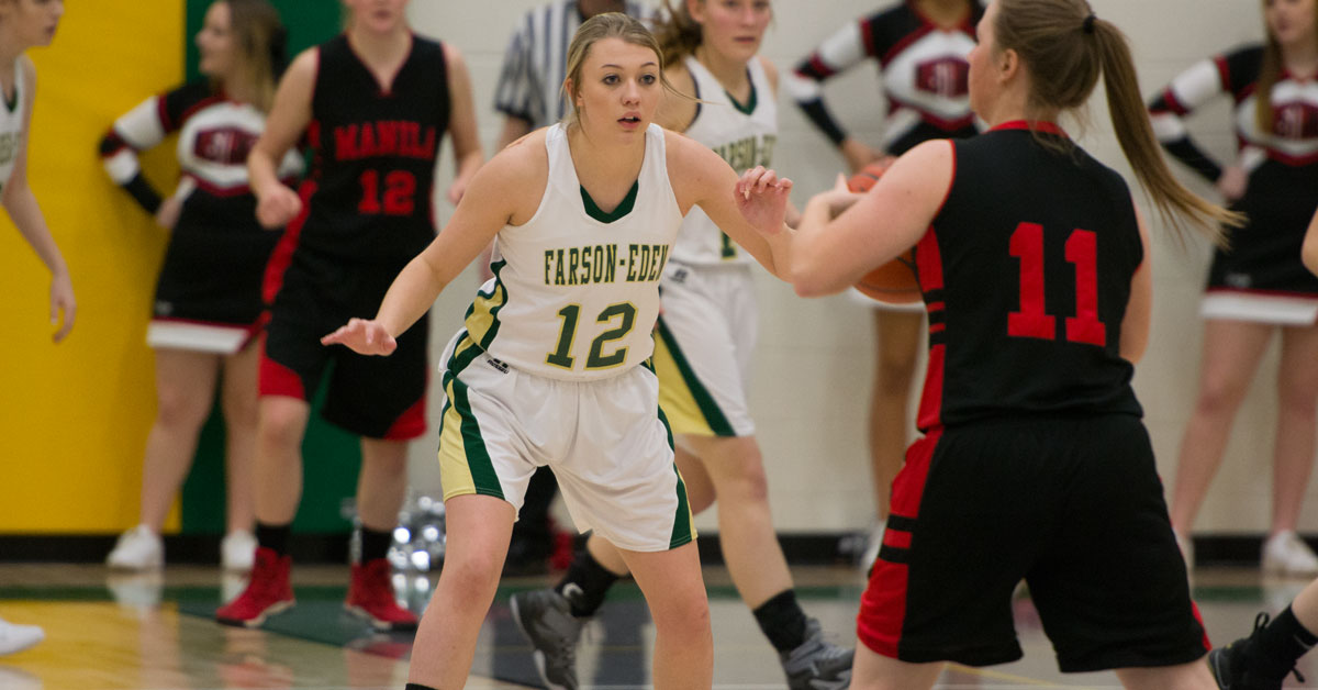 No. 5 Lady Pronghorns Defeat Saratoga at Home, 35-18