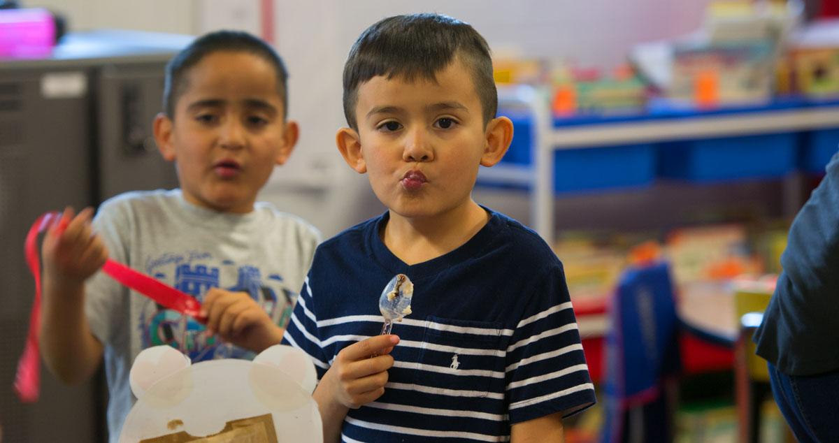 PHOTOS: Jackson Elementary Celebrates Valentine's Day