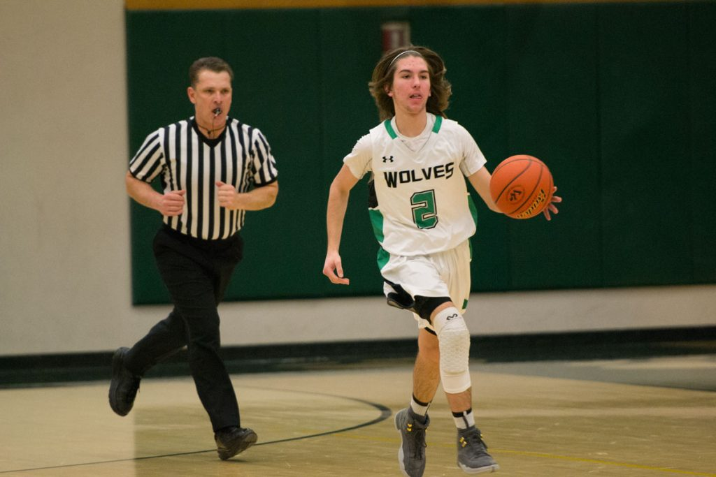 Wolves Drop Close Game to Kelly Walsh, 58-57
