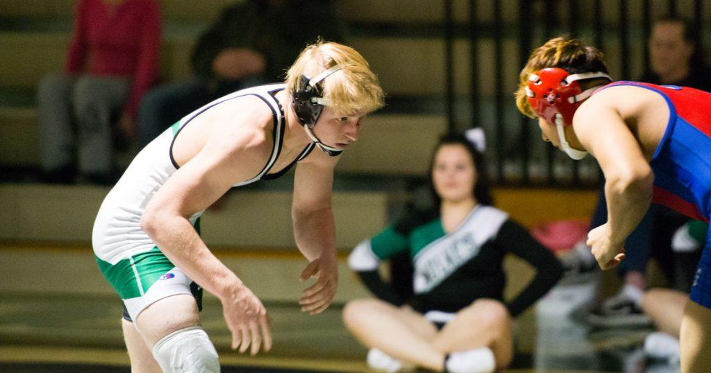 GRHS Wrestling Wins Dual Over Evanston