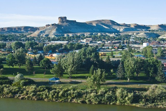 Green River Featured As a Charming River Town