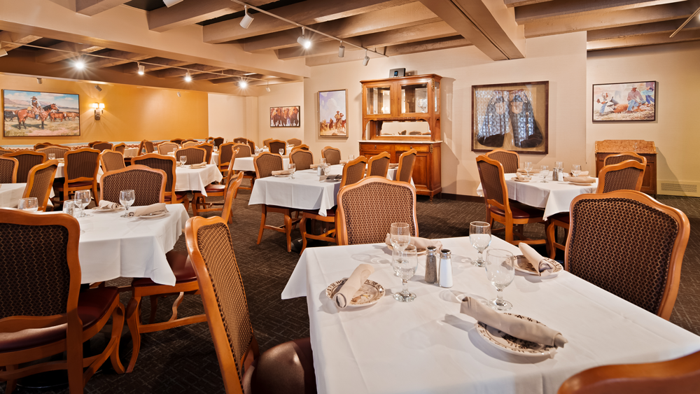 Romantic Dinner and Live Piano Music at The Open Range Restaurant This Valentine's Day