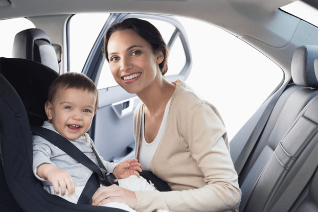 The Child Passenger Safety Program Offers Car Seat Inspections