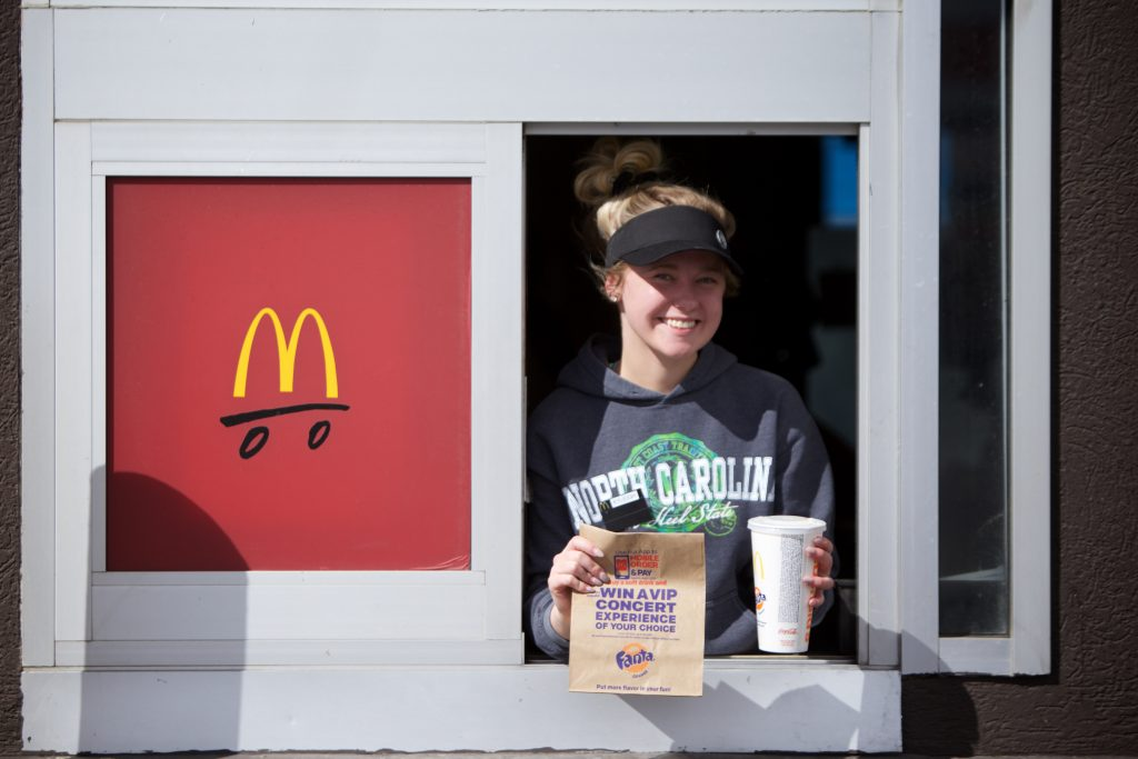 Elk Street McDonalds' Drive-Thru Is Open During Remodel ...