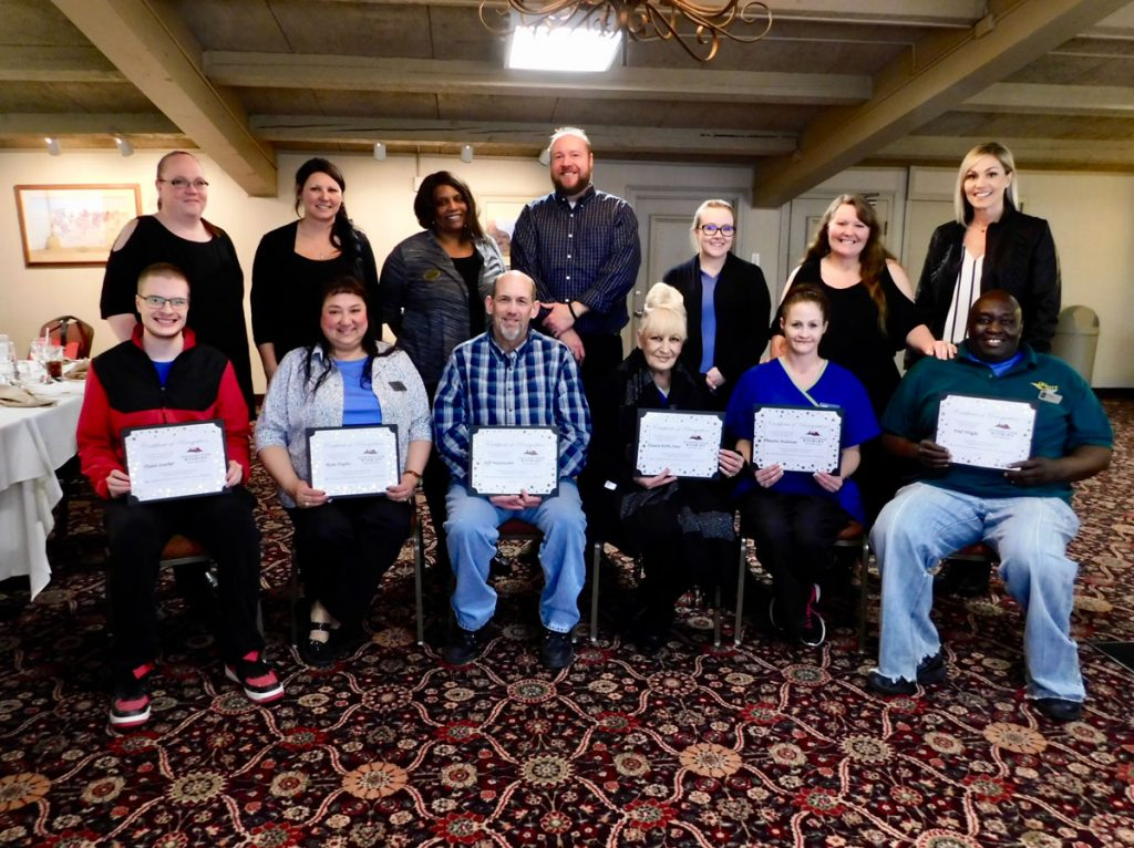 Sweetwater County Travel and Tourism Presents Summer and Fall Quarters 2018 R.E.A.C.H. Award Winners