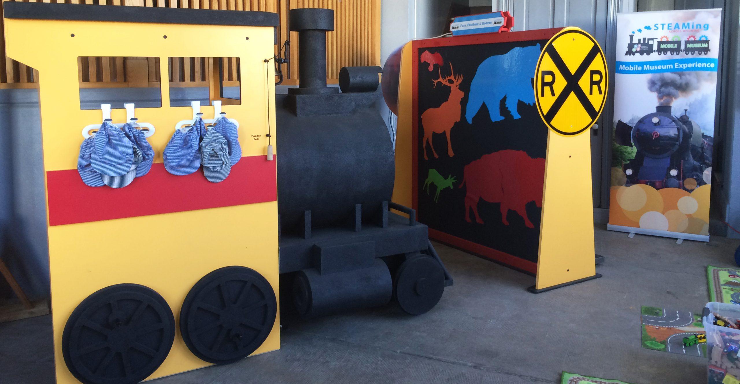 Rock Springs Historical Museum Hosts Interactive Train Exhibit
