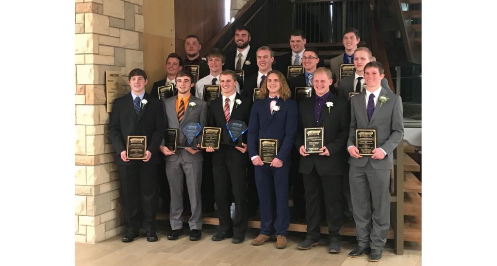 GRHS Football Player Among Scholar Athlete Honorees