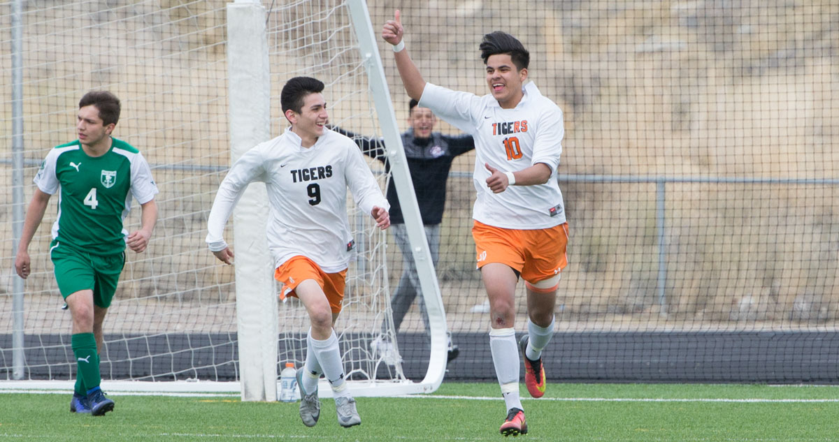 PHOTOS: Tigers Soccer Earns 4-0 Victory Over Wolves