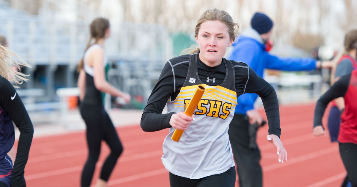 RSHS Track and Field Competes in Lyman [PHOTOS]