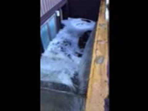 Video: Teton County Home Flooded