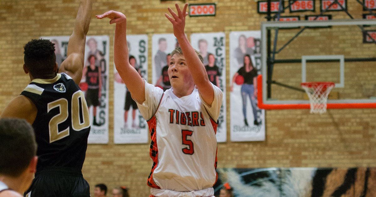 Tigers Fall to Cheyenne East, 81-75, Bringing Season to a Close