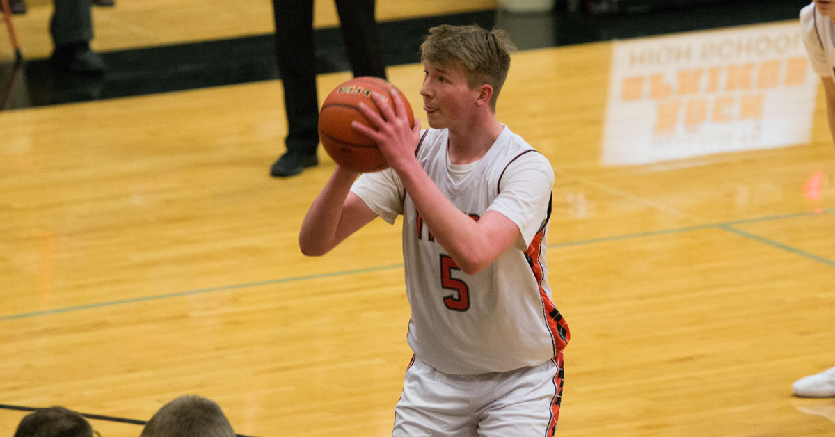 RSHS Cagers Head to State