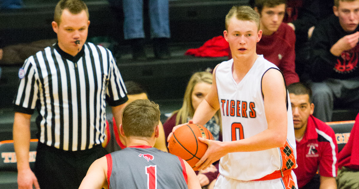 Tigers Take Second at Regional Tournament, Fall to Evanston 77-58