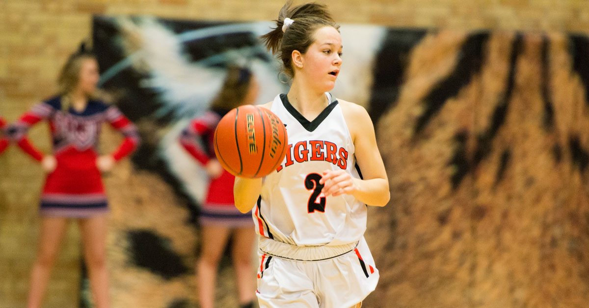 Lady Tigers Qualify for State with Double Digit Win Over Jackson