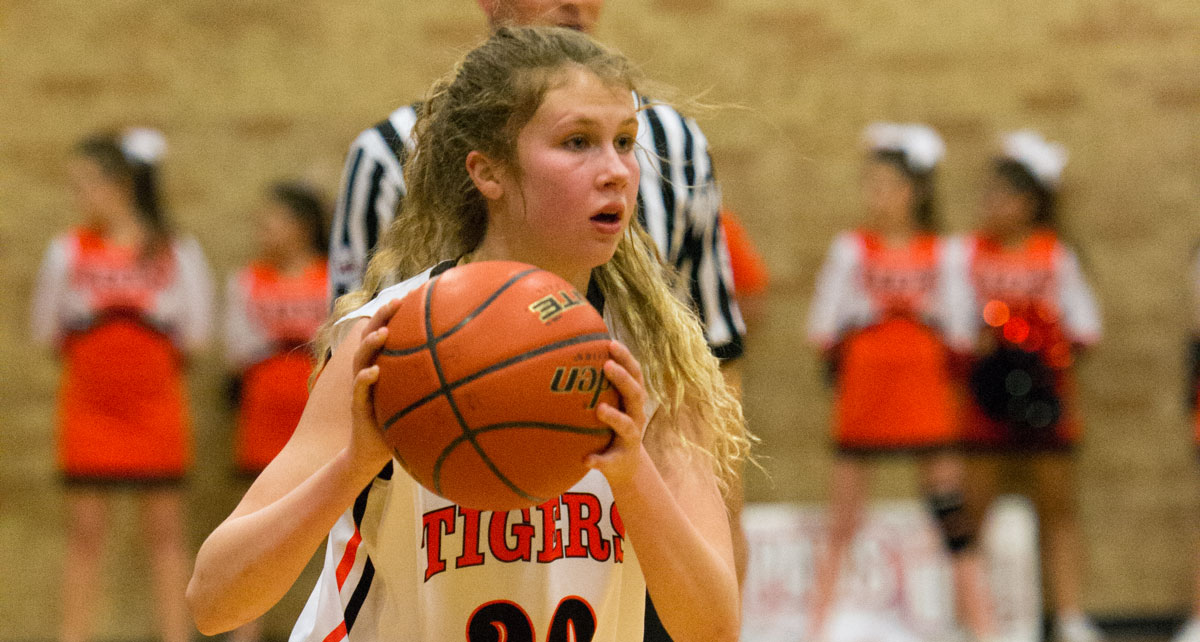 Lady Tigers Drop Game Two of Regional Tournament to Kelly Walsh, 47-39