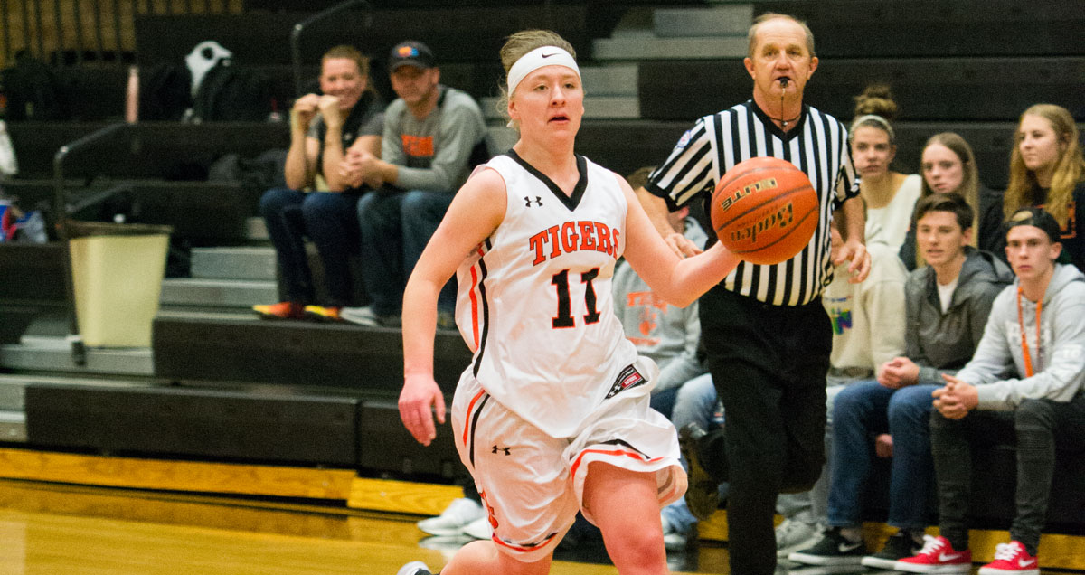 Lady Tigers Beat Evanston in Second Game of State Tournament, 59-51