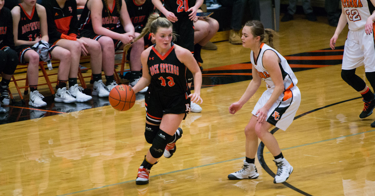Lady Tigers Basketball Falls to Thunder Basin in First Game of State Tournament