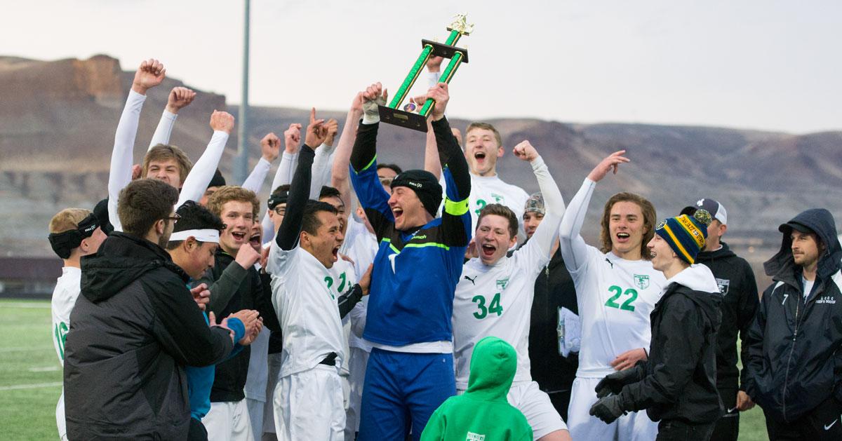 Wolves Win 2018 Southwest Boys Soccer Invite Championship [PHOTOS]