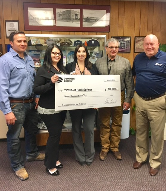 YWCA Purchases Van With Support From Community