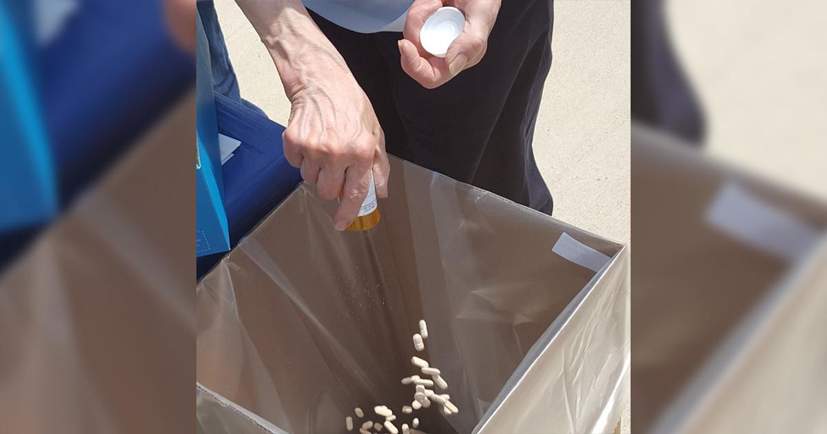 Prevent Pill Abuse With Prescription Take Back Day Saturday