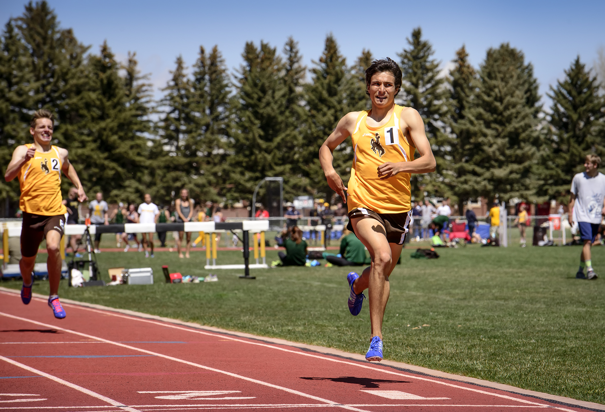 Wyoming Track & Field to Host 7220 Invite on Friday