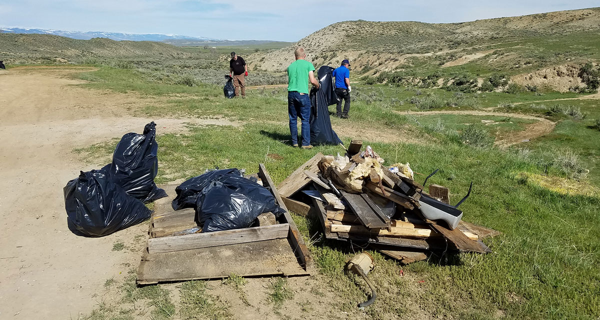 Volunteers Needed for Annual Cleanup at Government Draw