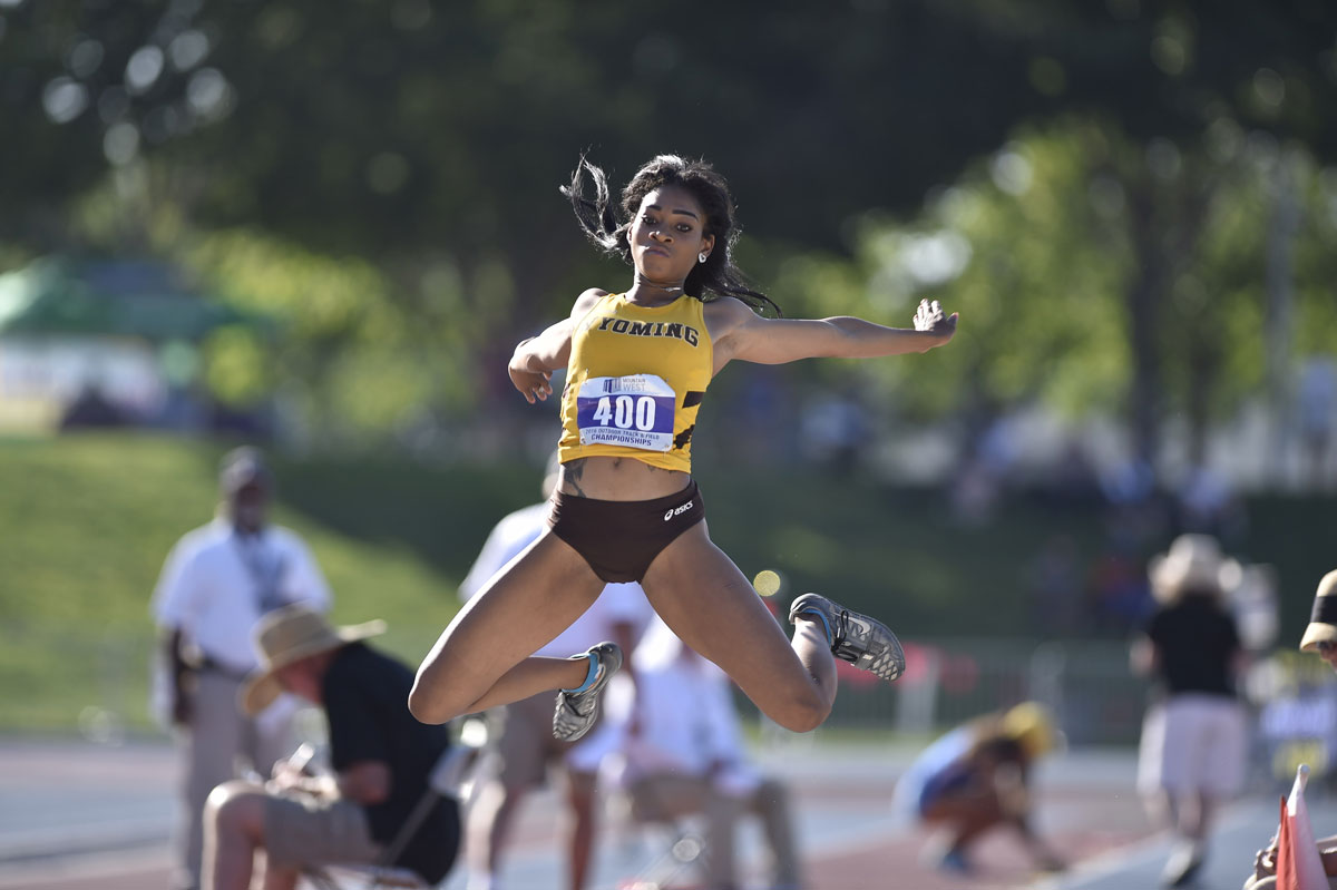 Henderson Set to Make Another Leap at NCAA Championships