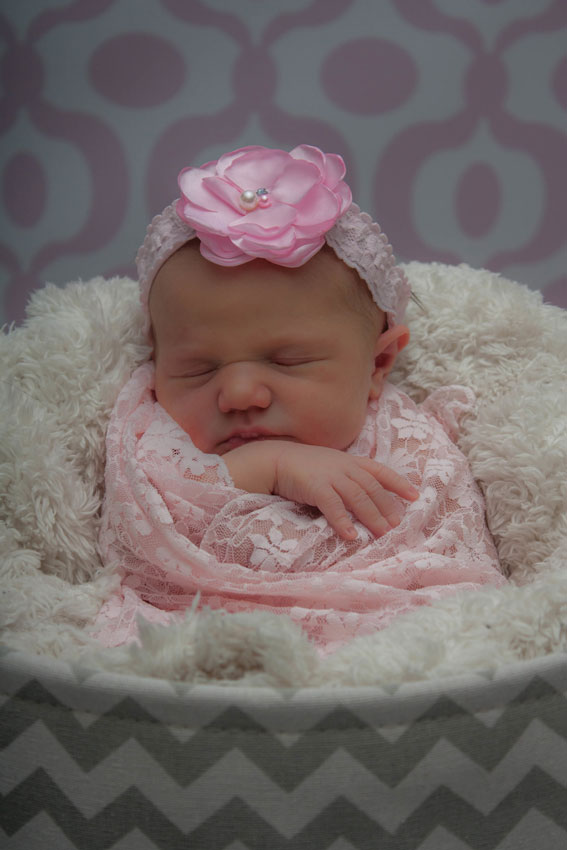 Birth Announcement: Kylie Ann Bowles