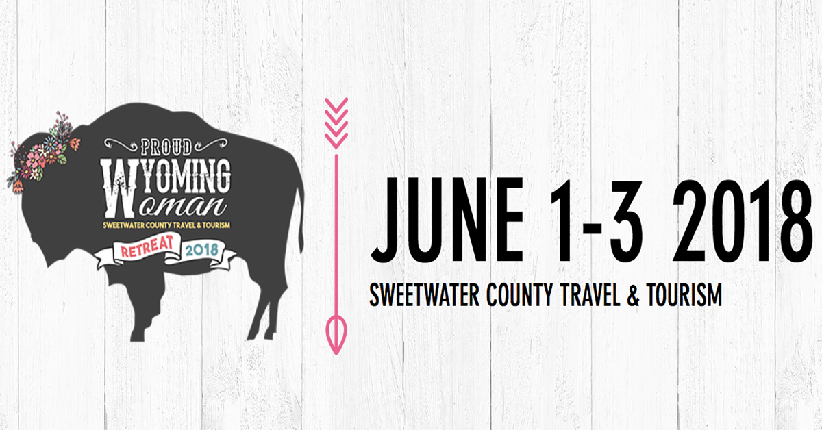 Registration Deadline For The Proud Wyoming Woman Retreat is May 8th!