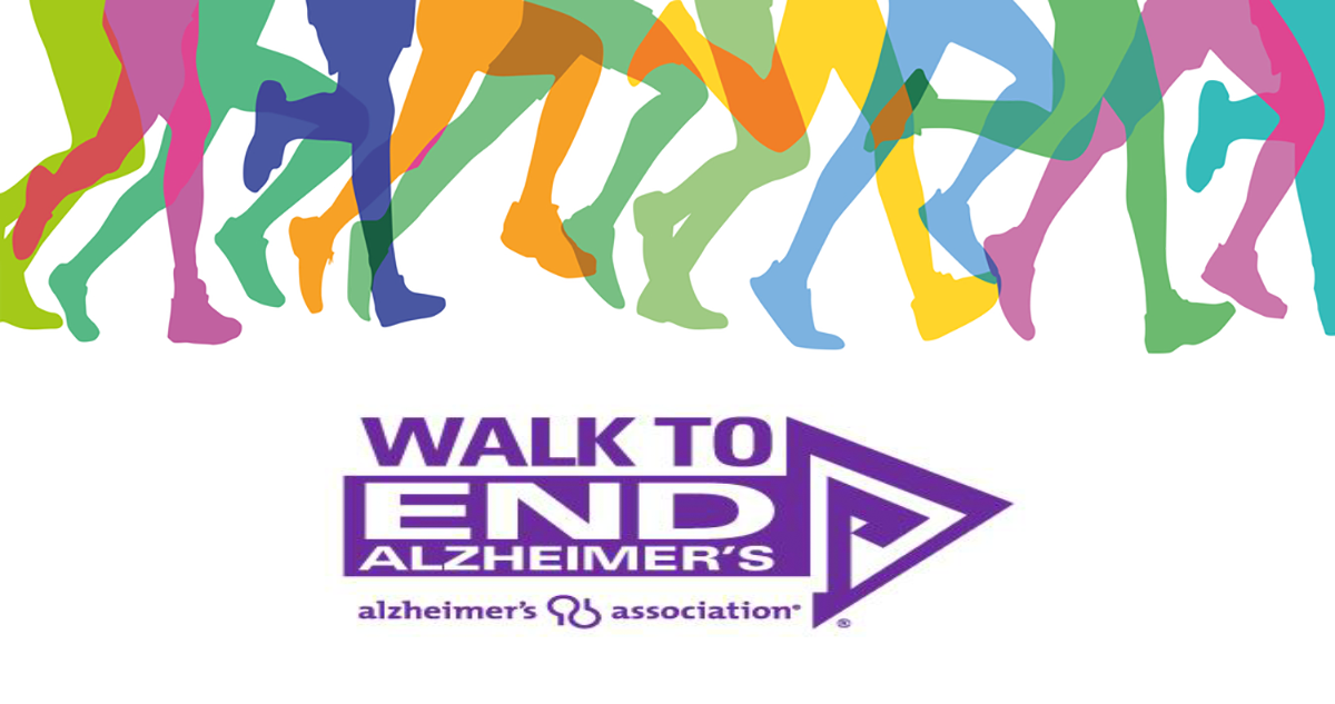 Walk To End Alzheimer's is June 16!
