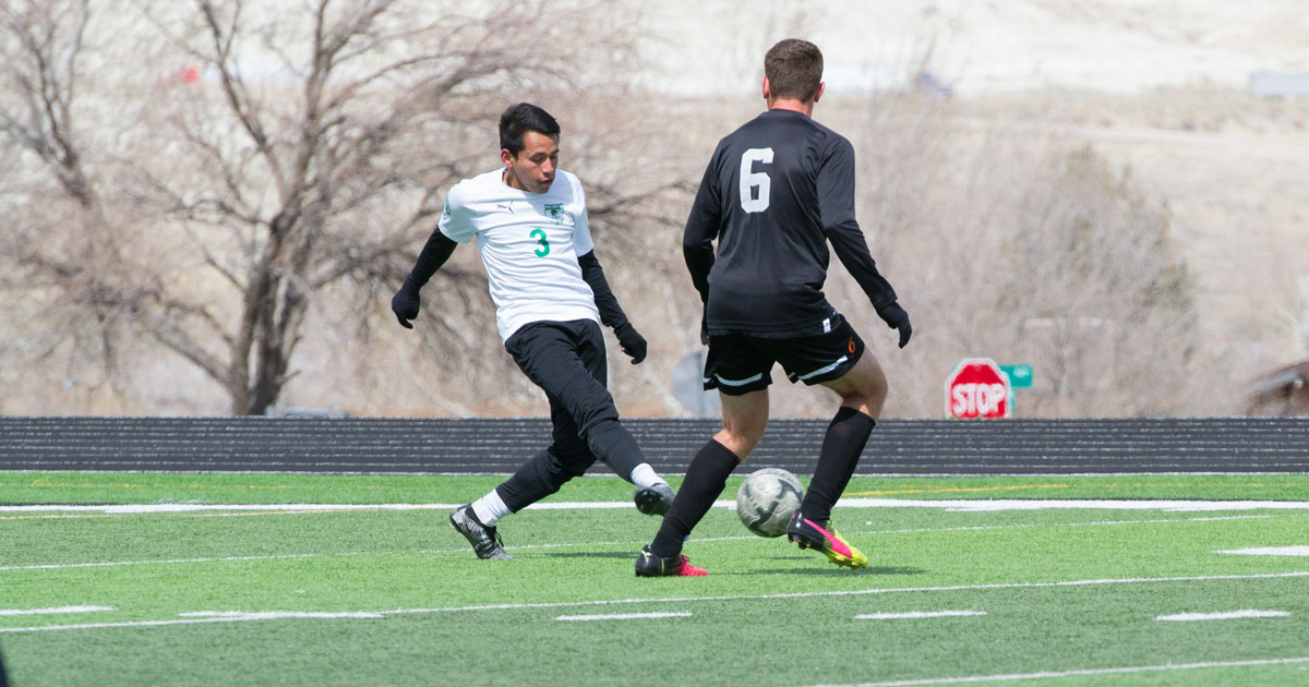 Wolves Soccer Wins Over Jackson, 3-0 [PHOTOS]