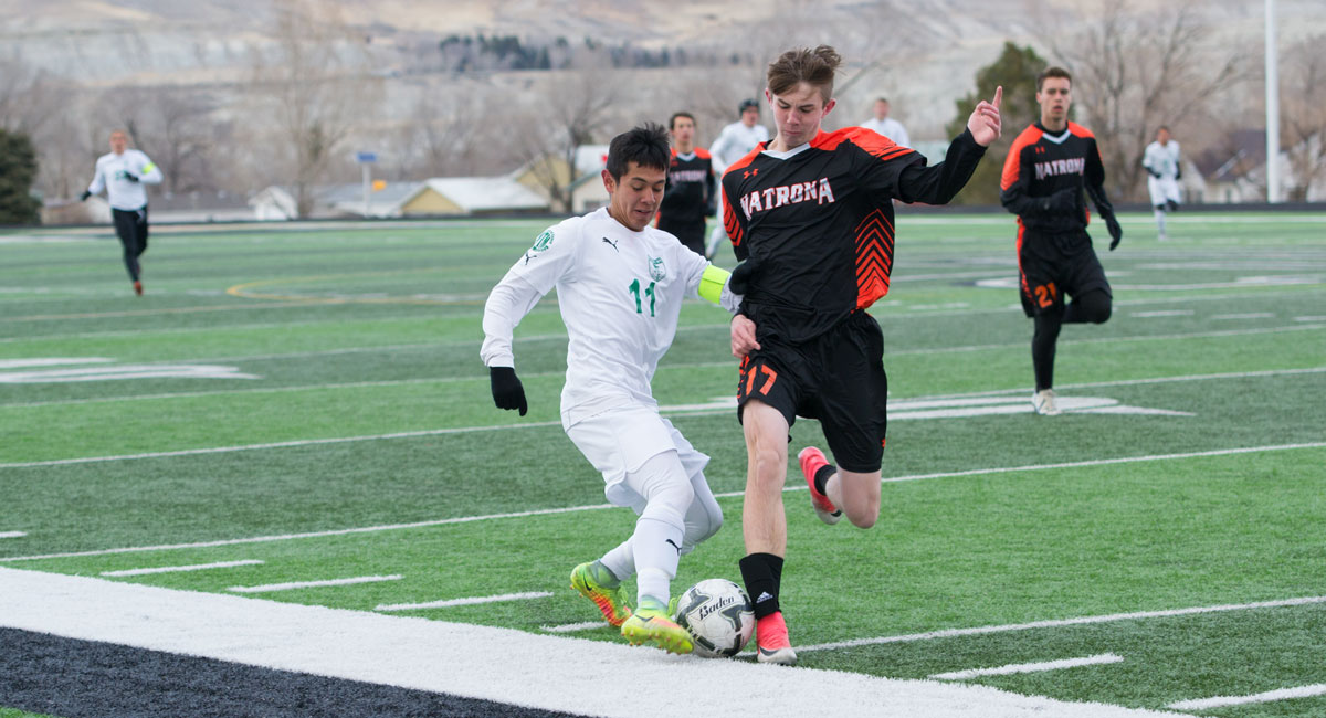 Wolves Soccer Earns 1-0 Victory Over No. 4 Natrona [PHOTOS]