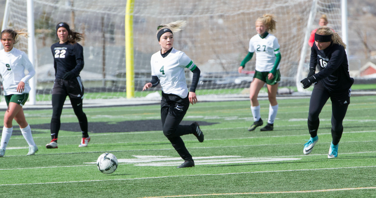 Lady Wolves Fall to Jackson, 5-1