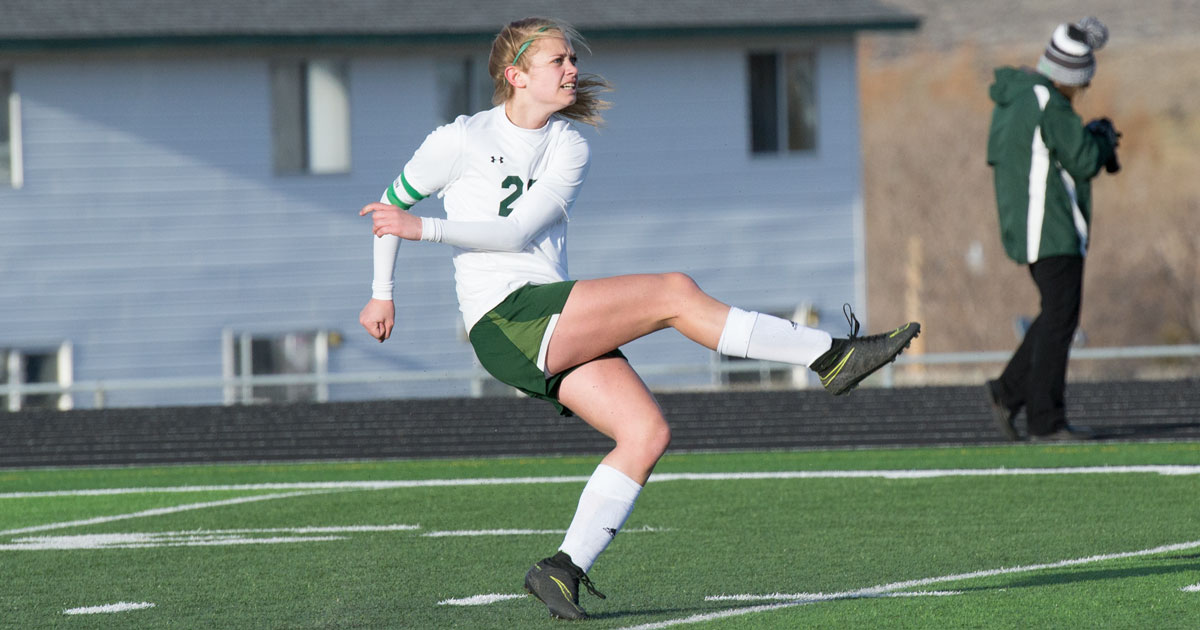 Lady Wolves Soccer Takes Ninth in Worland Tournament