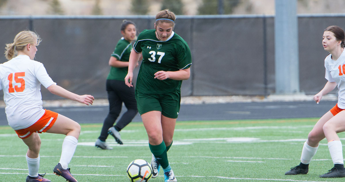 GRHS Girls Soccer Drops Game to Kelly Walsh, 6-0