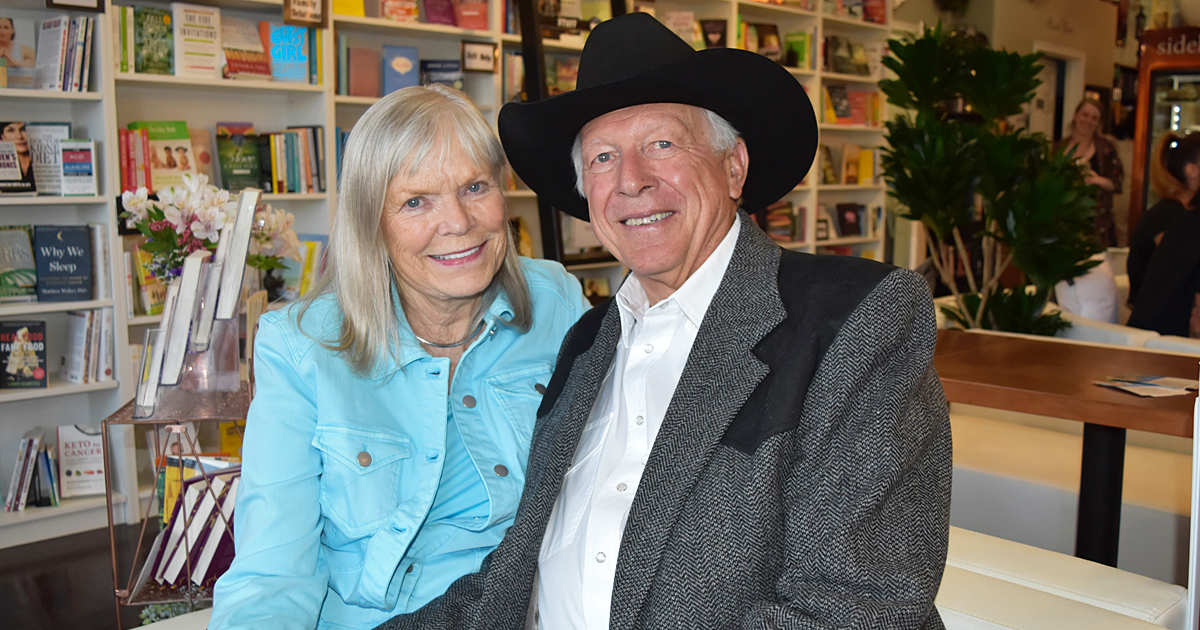 Governor Candidate Foster Friess' Campaign Stops In Rock Springs