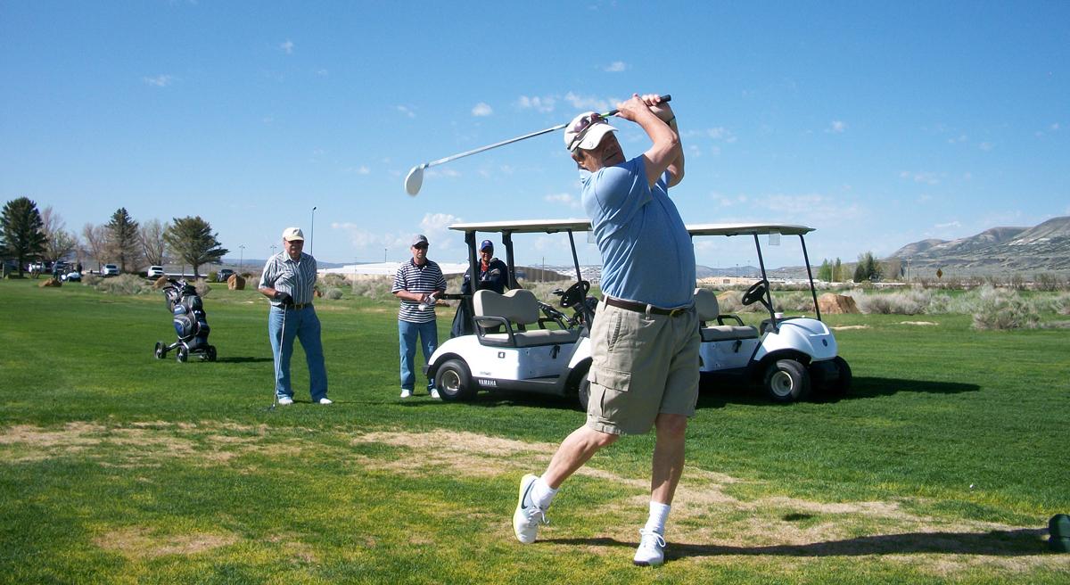 White Mountain Men's Senior Golf Association Hosts Weekly Tournaments