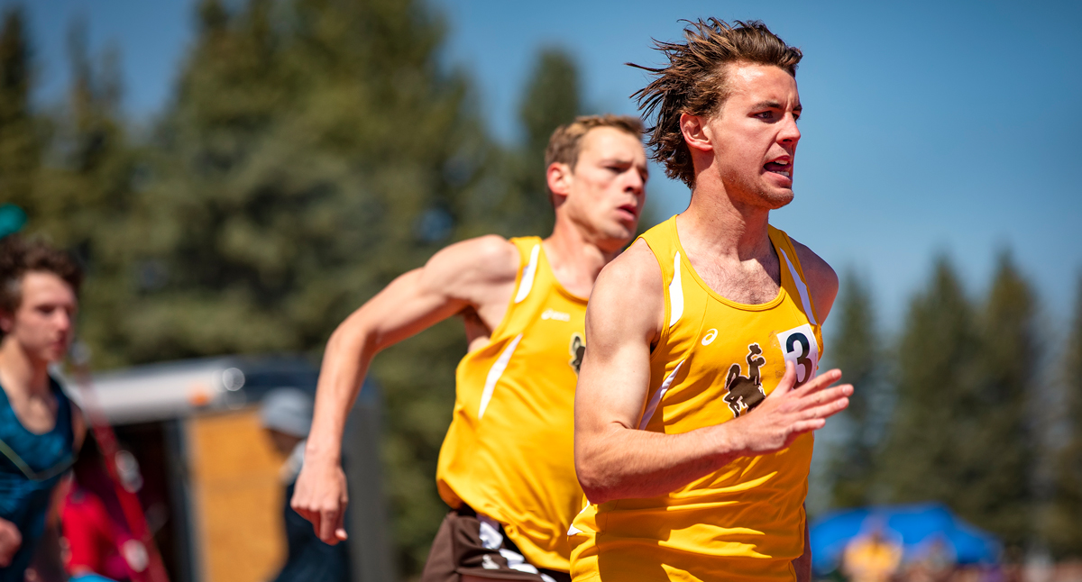 Wyoming to Face Conference Foes at MW Championships in California