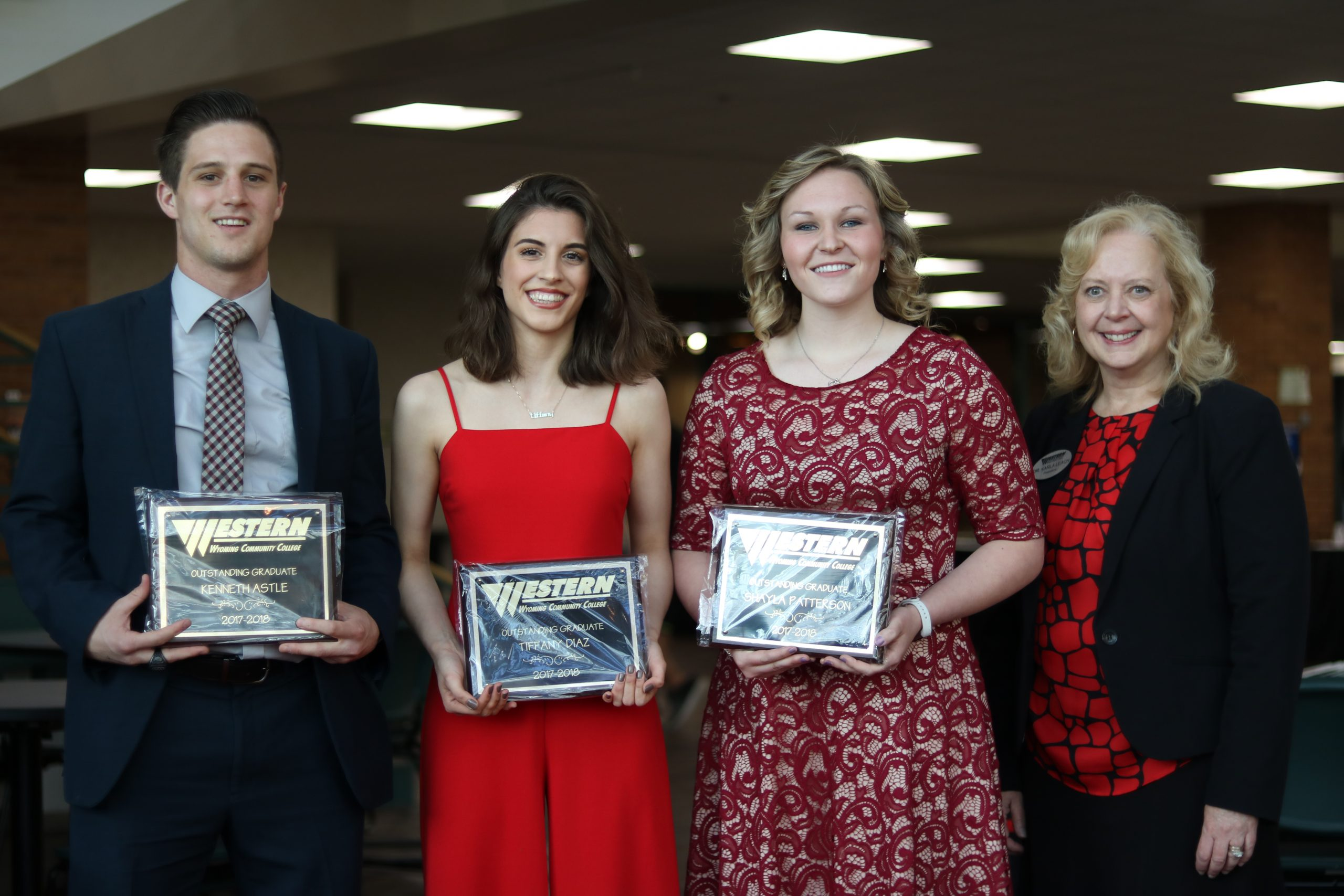 Western's 2018 Outstanding Graduates
