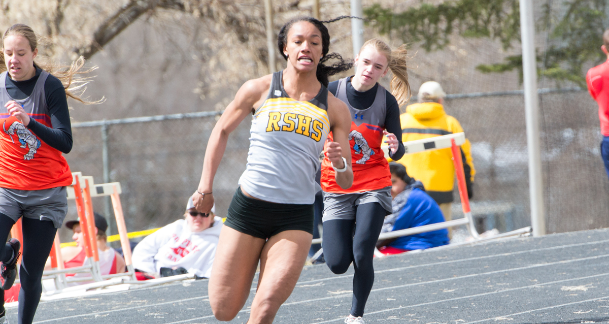 RSHS Track & Field Takes 10th at BYU Invitational