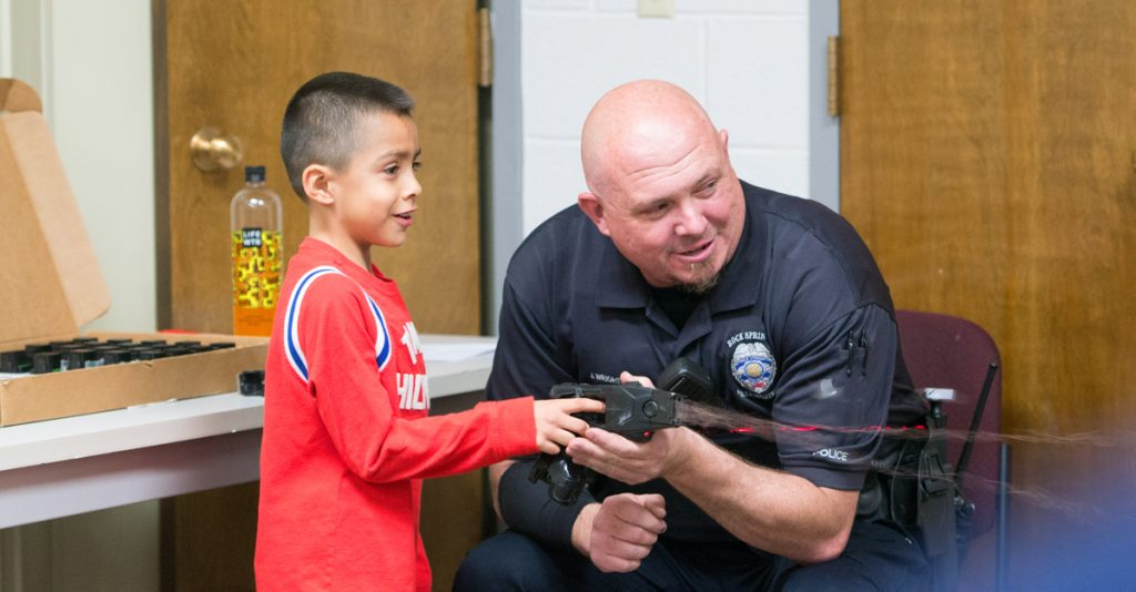 RSPD Hosts Open House for Community [PHOTOS]