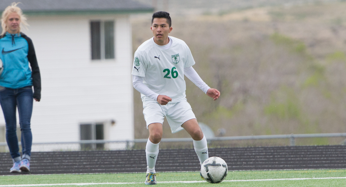 Wolves Win First Game of State Soccer Tournament Over Cheyenne East