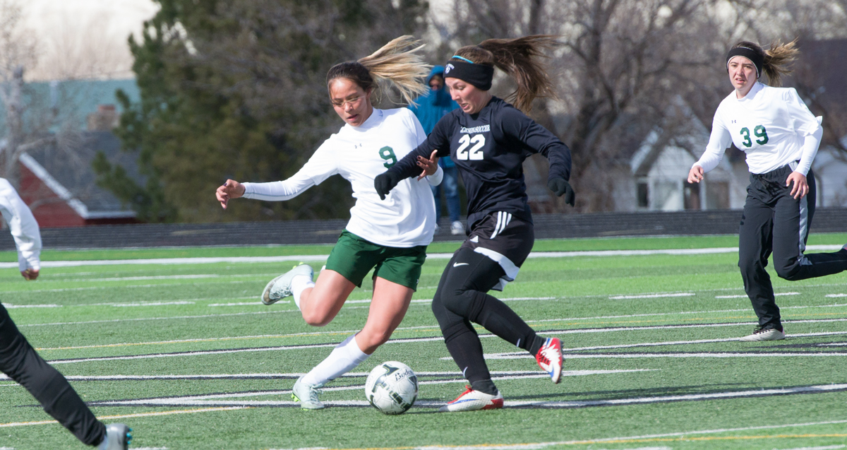 Lady Wolves Fall to Natrona, 7-2