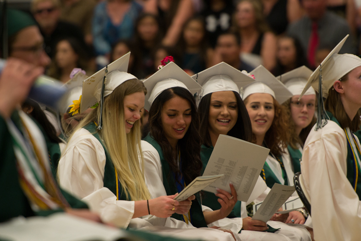 Wyoming High School Graduation Rate Improves For Fifth Straight Year