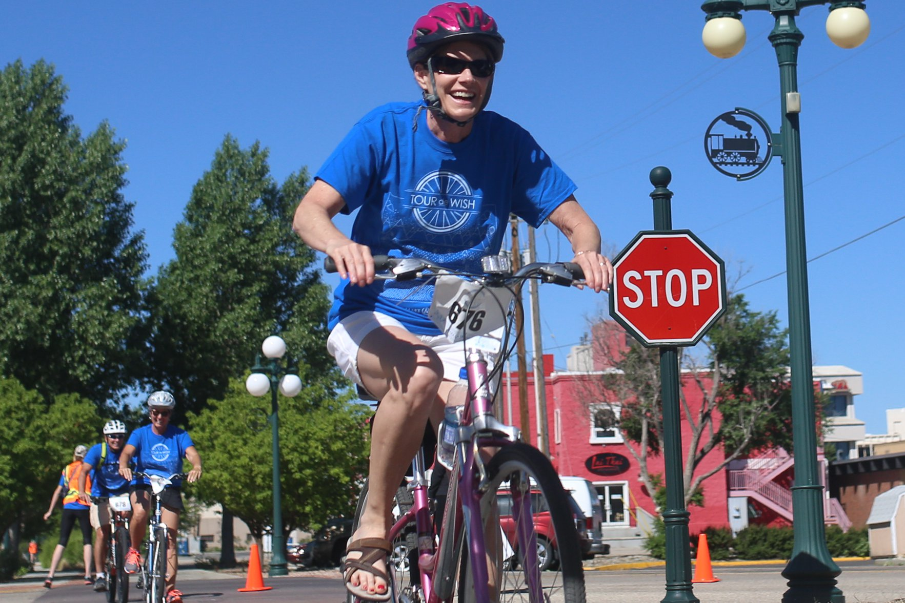 Rock Springs High School Hosts 5k Ride, Run, Walk Fundraiser for Make-A-Wish® Wyoming
