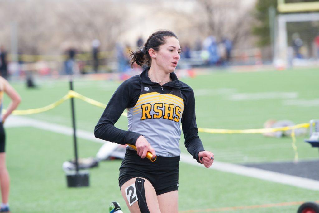 RSHS Takes Third at Regional Track & Field