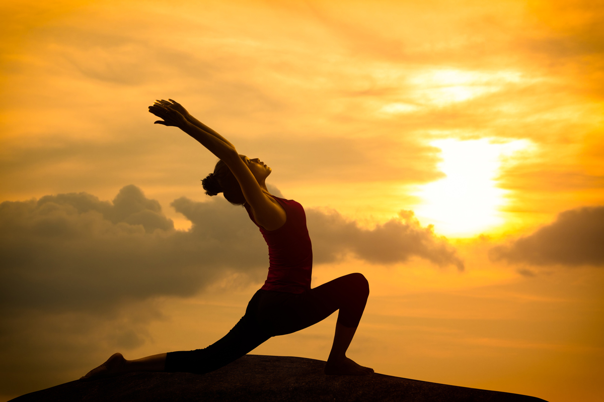 Join the Wyoming Wilderness Association for a Yoga Retreat in the Red Desert