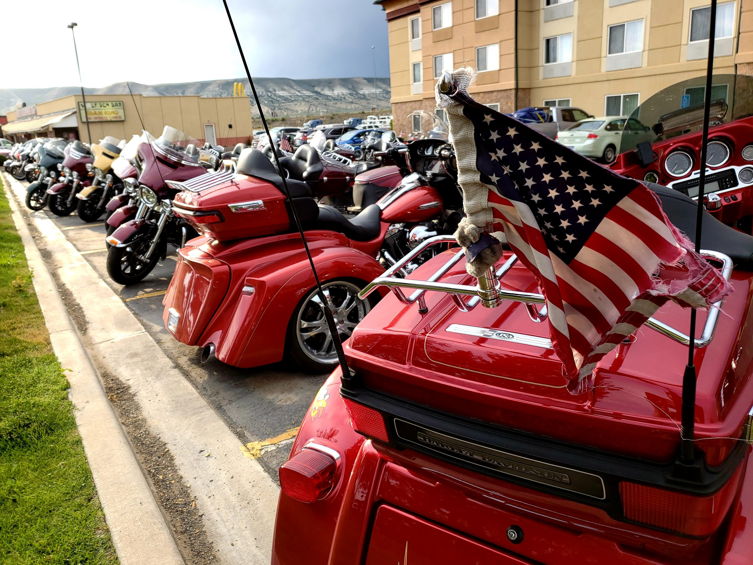 2018 R.U.S.H. Motorcycle Rally Commences in Rock Springs