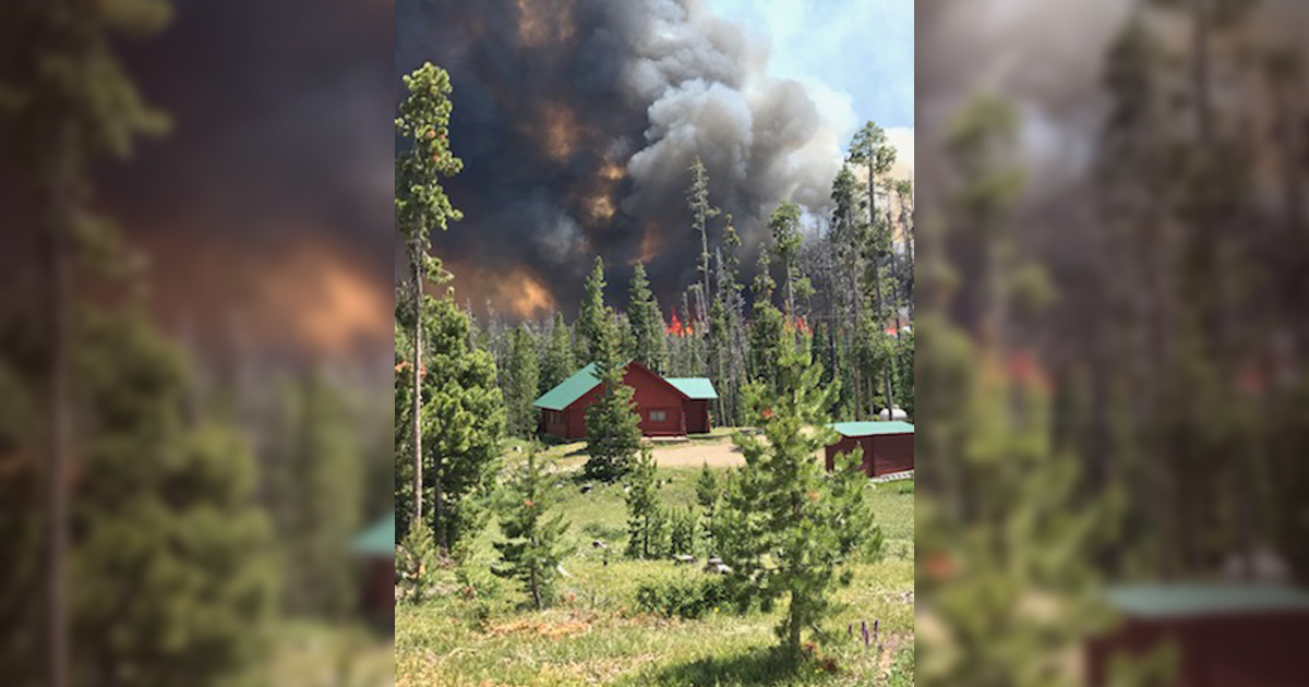 Badger Creek Fire at 20,088 Acres, 62% Contained